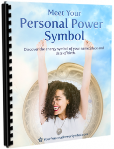 Meet Your Personal Power Symbol